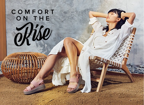 Comfort On the Rise.