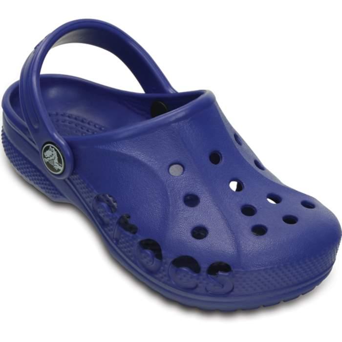 Crocs Kids' Baya Light Blue