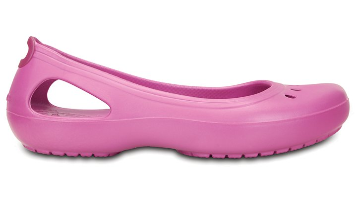 Product Features Crocs Lock slip-resistant tread and enclosed toes help protect foot from spills.