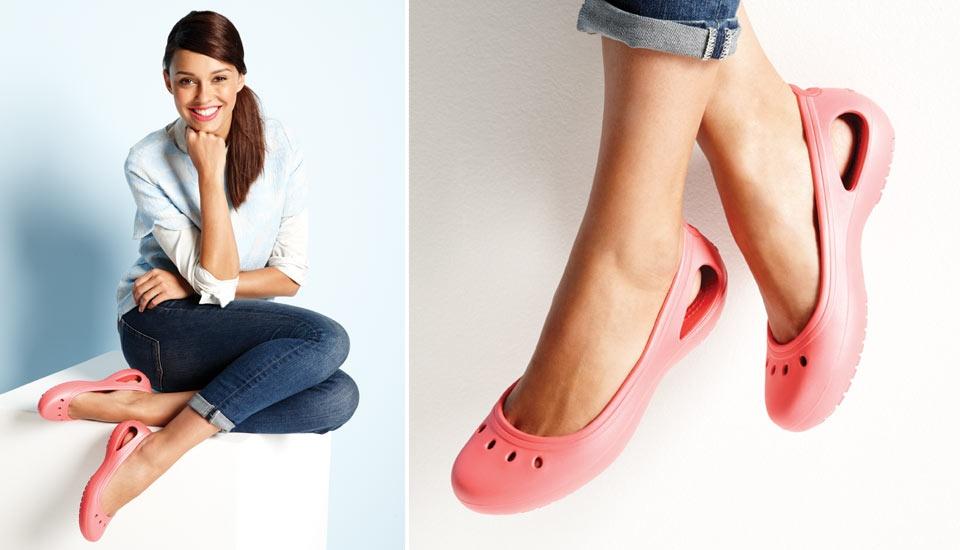 Crocs™ Kadee | Comfortable Flats for Women | Free Shipping