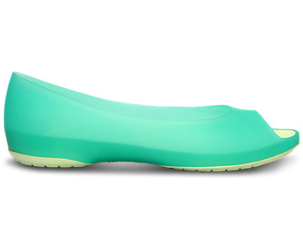 173116a5a Crocs Carlie Flat