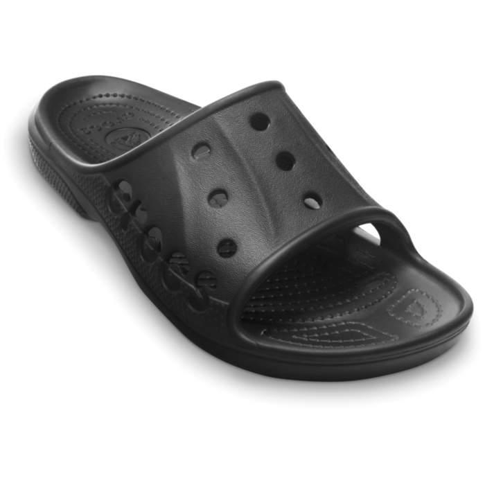 b228c0c13fcae4 Crocs Black Baya Slide