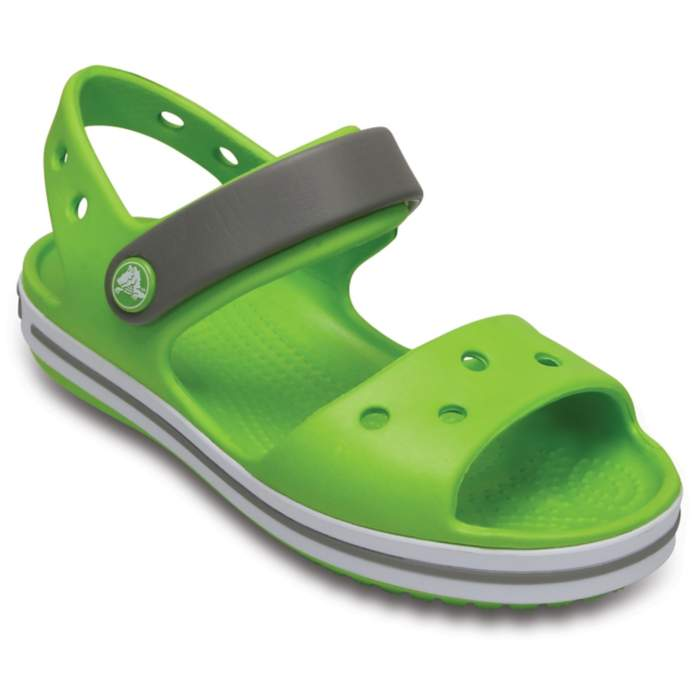 Crocs Crocband Sandal Green