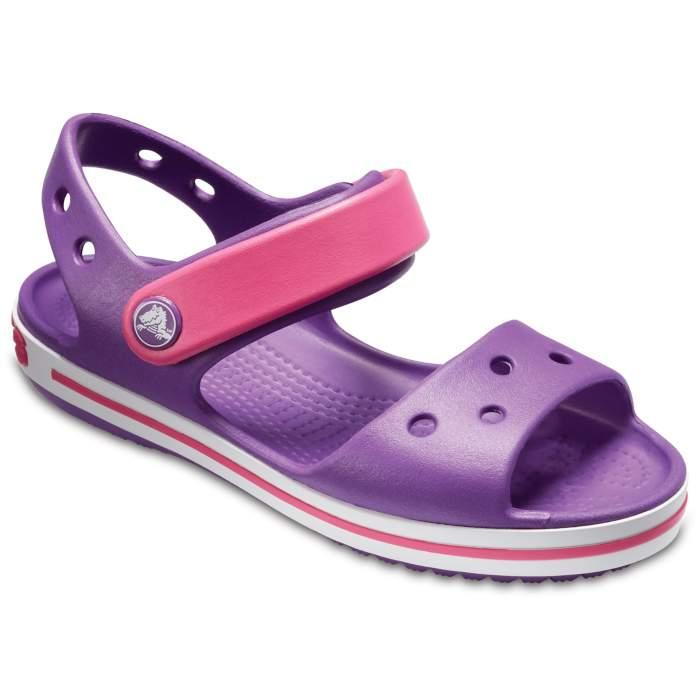 Crocs Crocband Sandal Amethyst/Paradise Pink