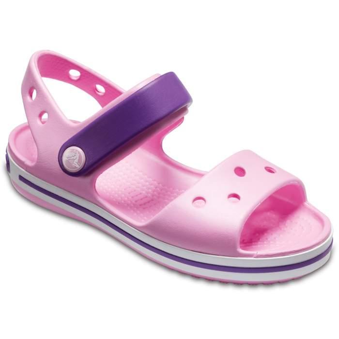 Crocs Crocband Sandal Carnation/Amethyst
