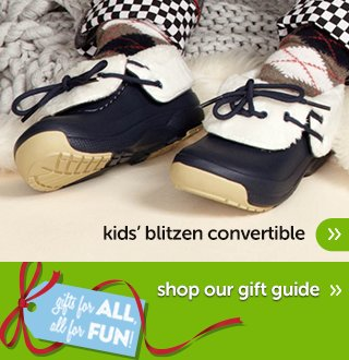 Girls' Blitzen Convertible