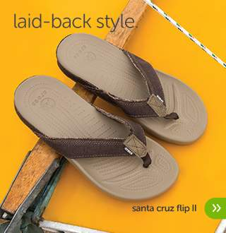 Santa Cruz Flip II for Men