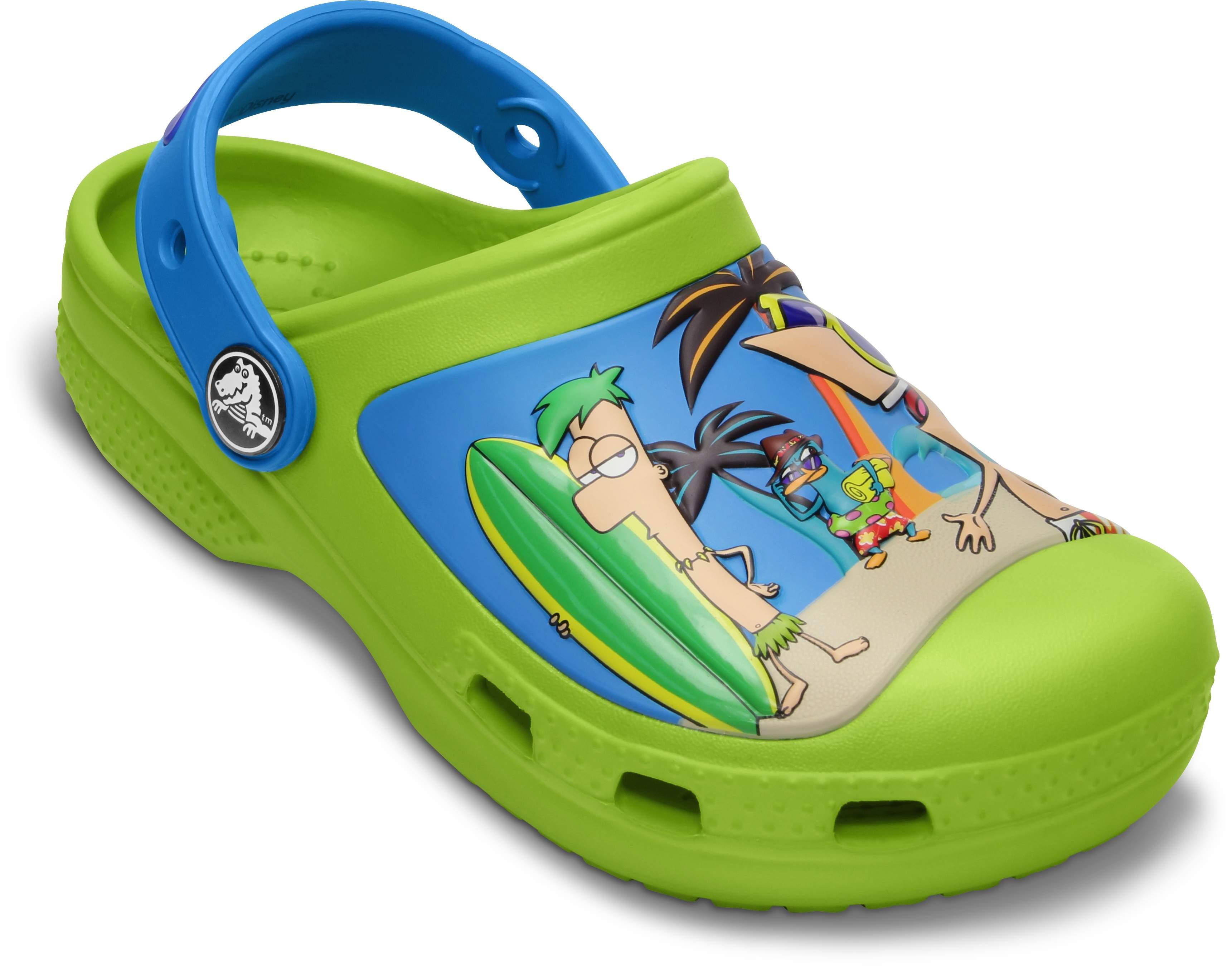 Creative Crocs™ Phineas & Ferb™ Clog