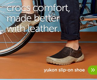 Men's Yukon Slip-on Shoe