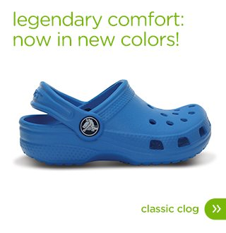 Kids' Classic Clog for Boys