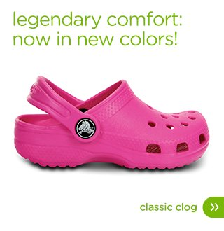Kids' Classic Clog for Girls