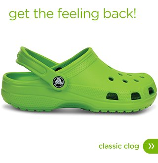 Crocs Classic Clog for Men