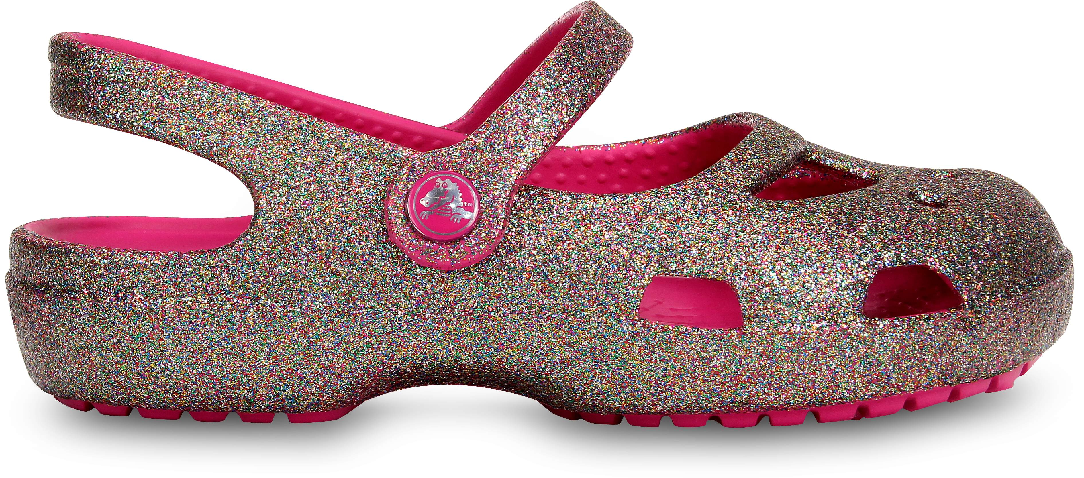 Girls' Shayna Hi Glitter Mary Jane