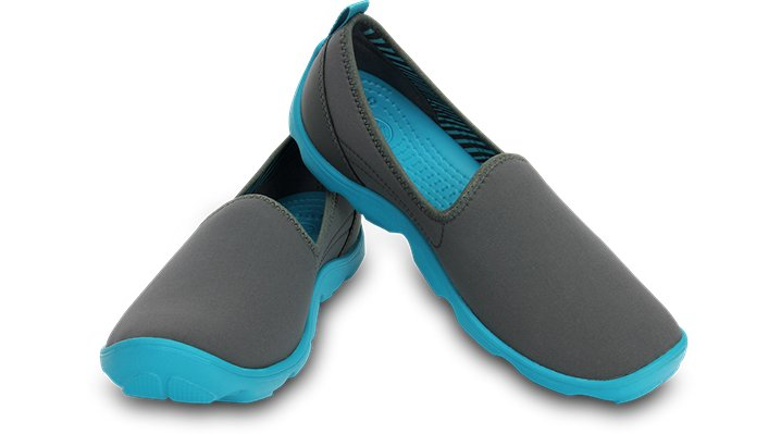 Crocs Duet Busy Day Skimmer Womens Shoes