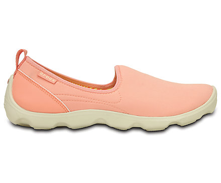 Crocs Womens Duet Skimmer Shoes