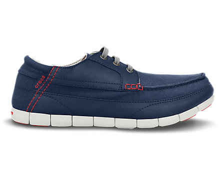 Men's<br /> Stretch Sole Lace-up