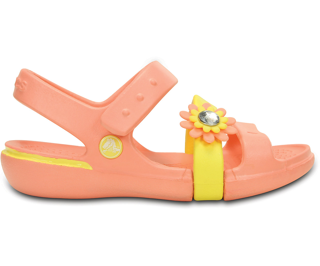 Girls'<br /><br /> Keeley Petal Charm Sandal (children's)