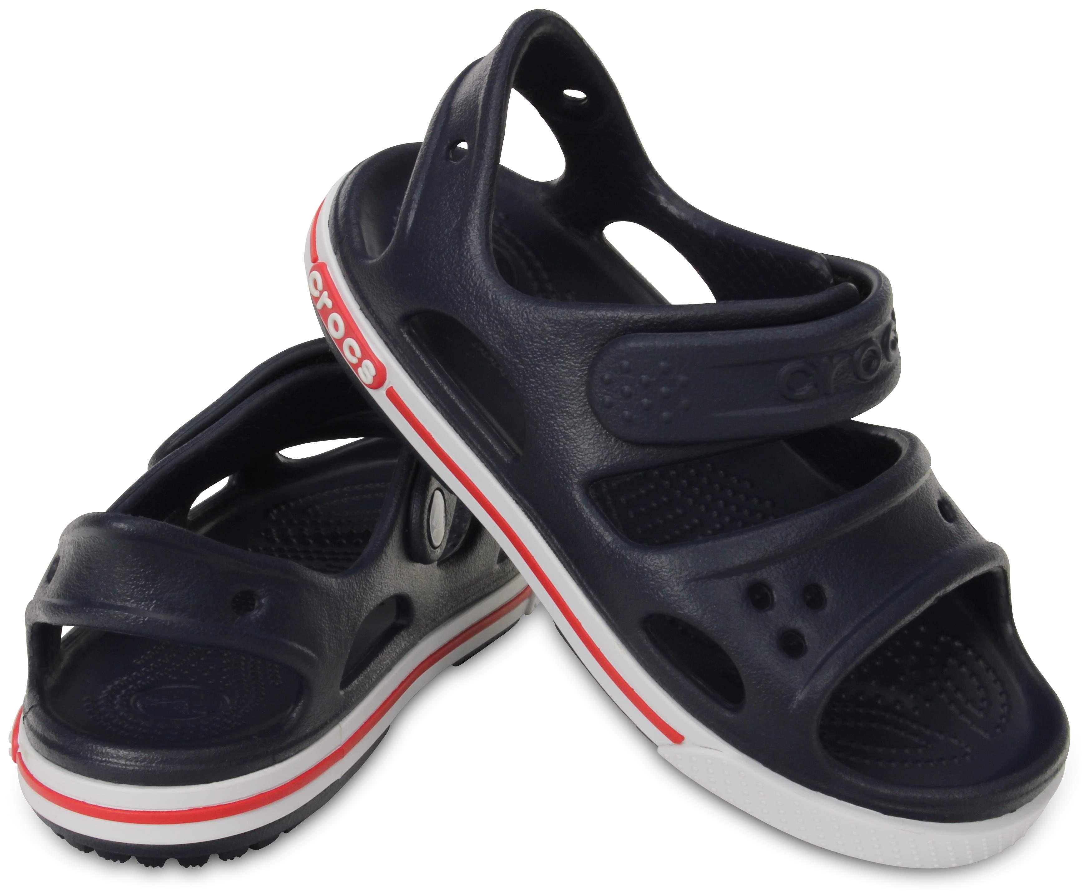 【クロックス公式】 クロックバンド 2.0 サンダル PS Kids' Crocband II Sandal ユニセックス、キッズ、子供用、男の子、女の子、男女兼用 ブルー/青 13cm,14cm,15cm,15.5cm,19.5cm,20cm,21cm sandal サンダル