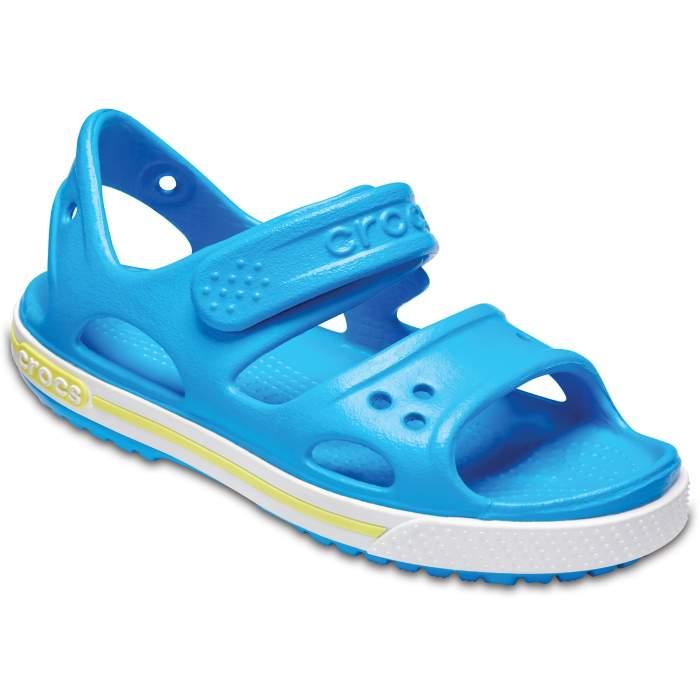 Crocs Kids' Crocband II Sandal Light Blue