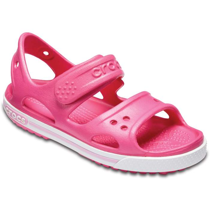 Crocs Kids' Crocband II Sandal Pink