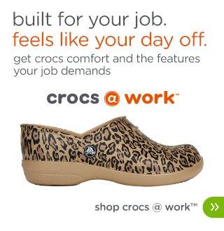 Crocs @ Work™