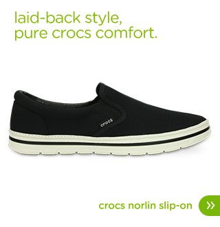 Men's Crocs Norlin Slip-on