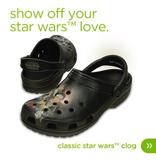 Men's Classic Star Wars™ Episode VII Clog