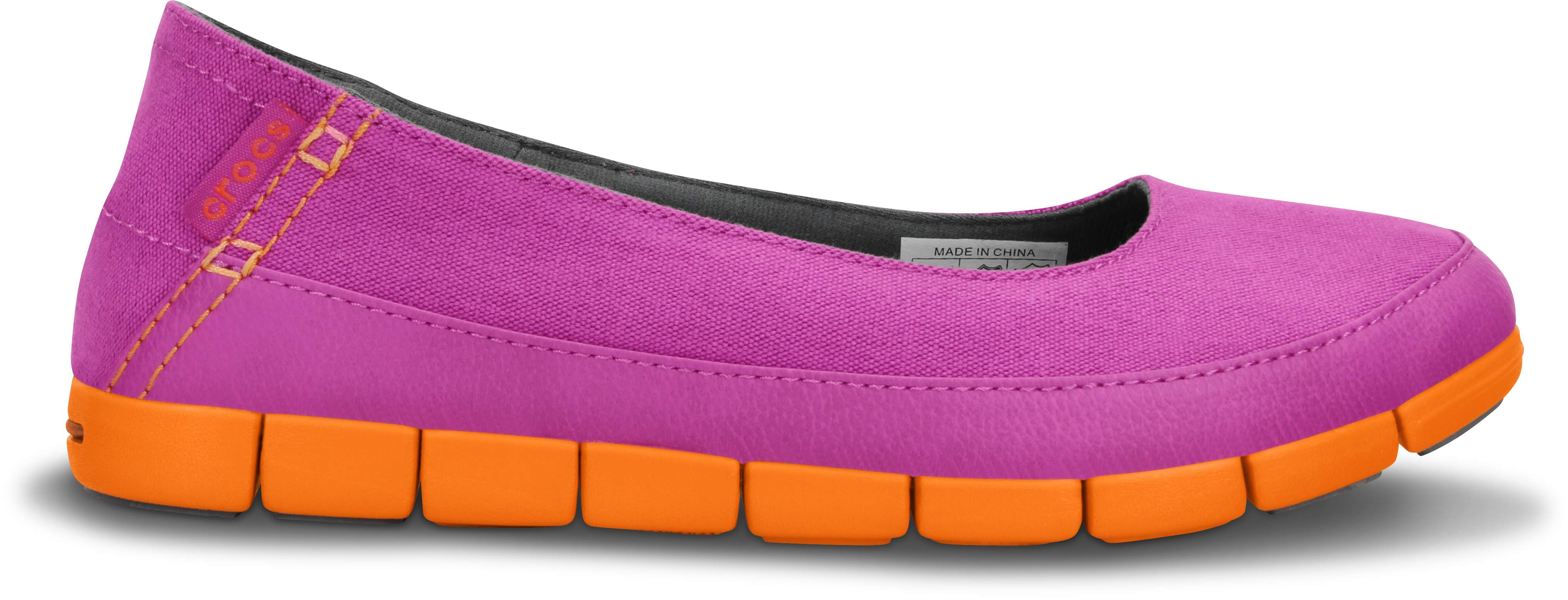 Women's<br /> Stretch Sole Flat