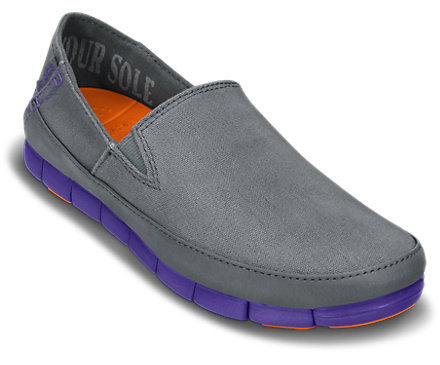 Crocs Womens Stretch Sole Loafer