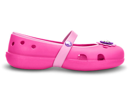 Girls'<br /><br /><br /> Keeley Petal Charm Flat (children's)