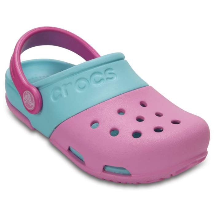 Crocs Kids' Electro II Clog Red
