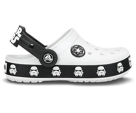 Kids'<br /><br /><br /> CrocbandTM Star WarsTM StormtrooperTM Clog