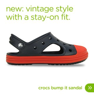 Crocs Bump It Sandal