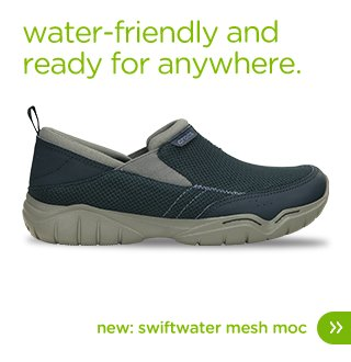 Swiftwater Mesh Moc