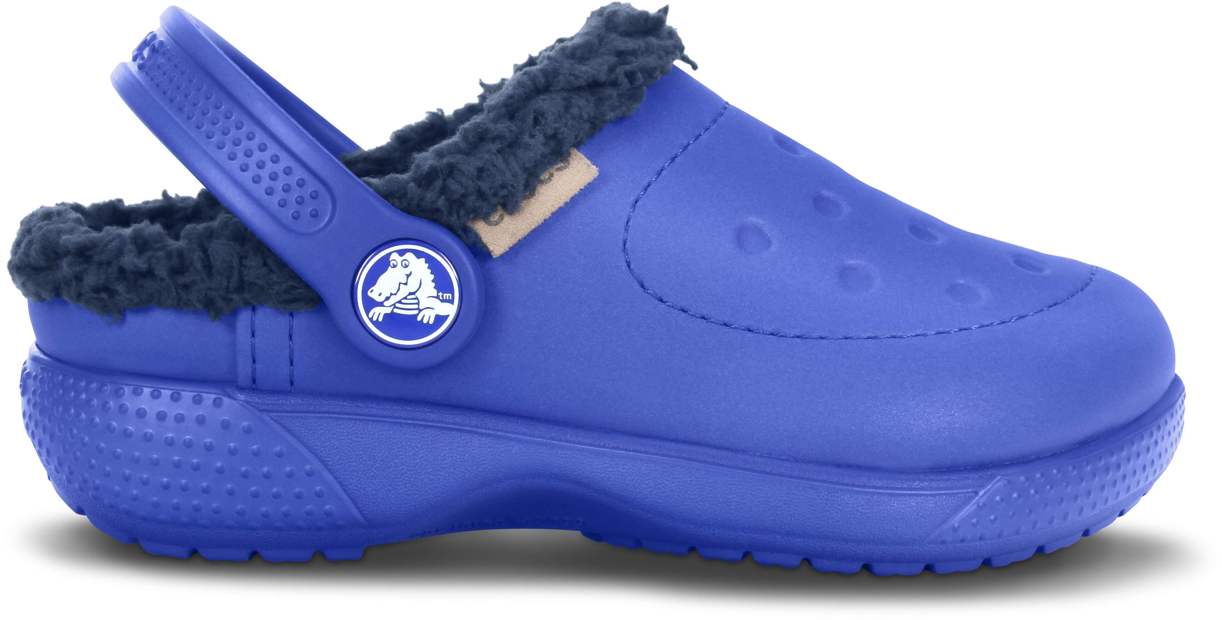 Kids'Crocs ColorLite™ Lined Clog