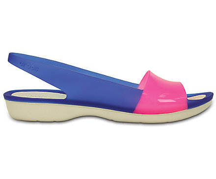Women's<br /><br /> Colorblock Flat