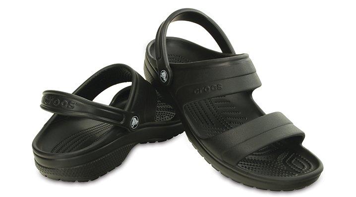 【クロックス公式】 クラシック サンダル Classic Sandal ユニセックス、メンズ、レディース、男女兼用 ブラック/黒 22cm,23cm,24cm,25cm,26cm,27cm,28cm,29cm sandal サンダル