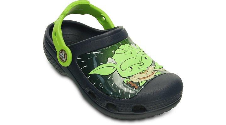 Crocs Star Wars Yoda Kids Clog Ebay