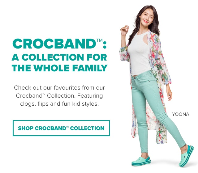 CROCBAND COLLECTION