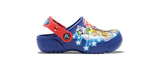 "Boys' Crocs Fun Lab Paw Patrolâ""¢ Clog"