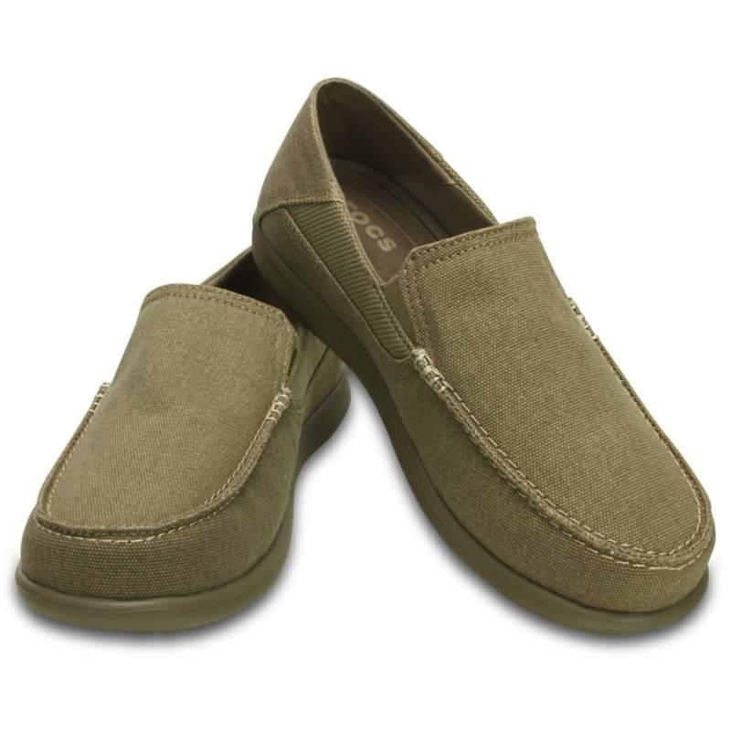 クロックス 公式オンラインショップ【クロックス公式】 サンタクルーズ 2.0 ラックス メン Men's Santa Cruz 2 Luxe Loafer メンズ、紳士、男性用 ブラウン/茶 25cm,26cm,27cm,28cm,29cm loafer ローファー 靴