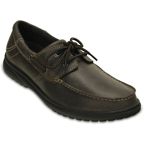 Crocs Mens Shaw Boat Shoes