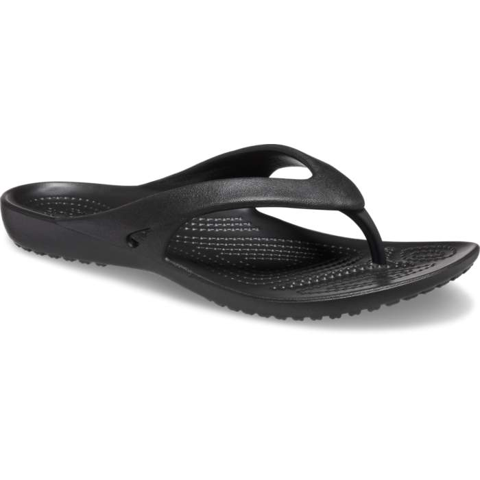 Crocs Women's Kadee II Flip Black