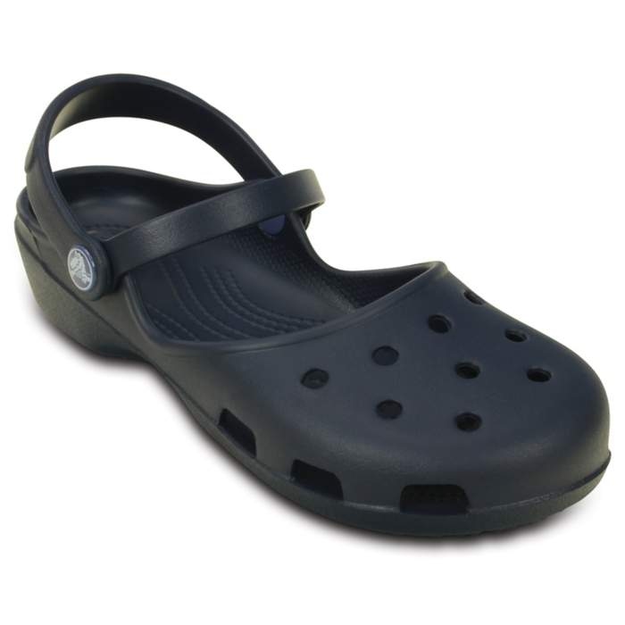 Crocs Women's Karin Clog Navy Blue