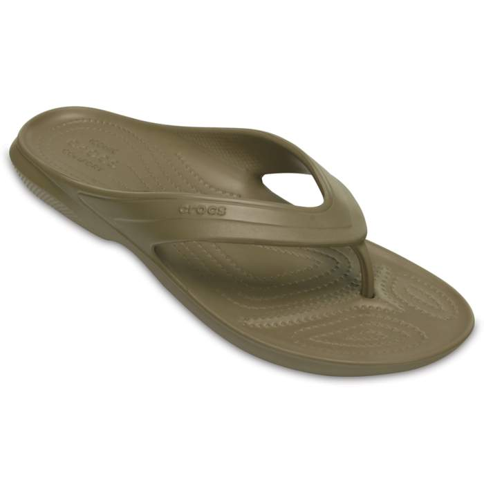 Crocs Classic Flip Light Brown