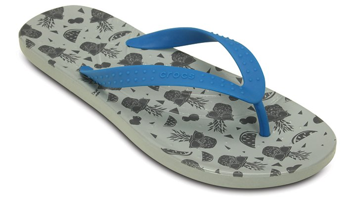 crocs chawaii fruit unisex flip flop ebay. Black Bedroom Furniture Sets. Home Design Ideas