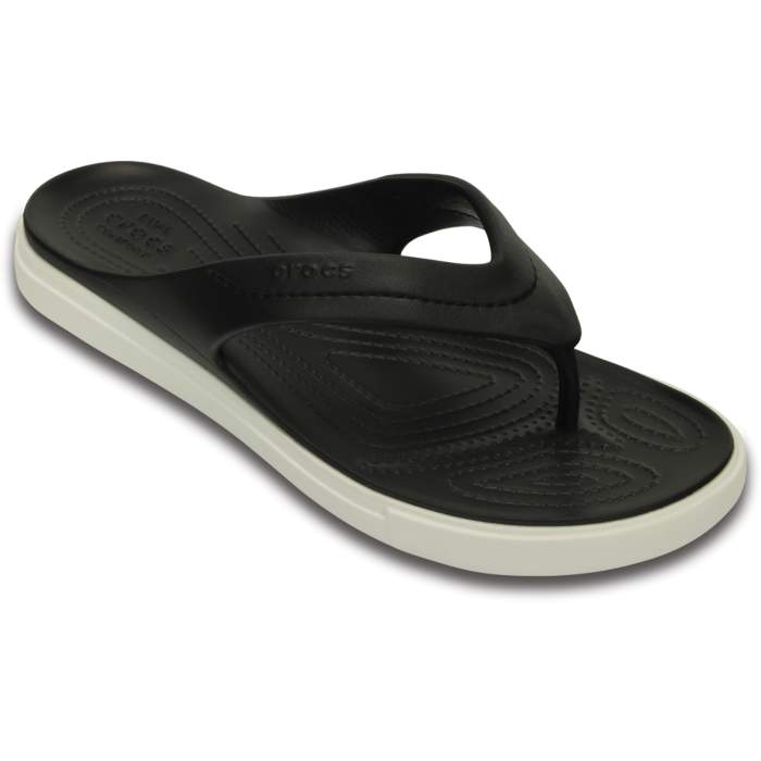 Crocs CitiLane Flip Black