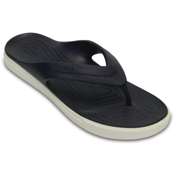 Crocs CitiLane Flip Navy Blue