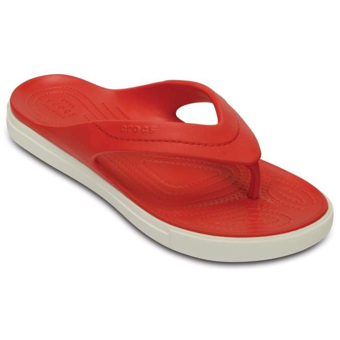 Crocs CitiLane Flip Orange