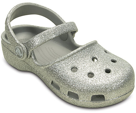 Girls' Crocs Karin Sparkle Clog